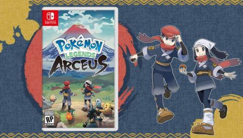Pokémon Leyendas Arceus