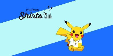 Pokémon y Original Stich - Camisetas (polos)