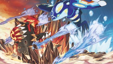 Pokémon Rubí Omega y Zafiro Alpha