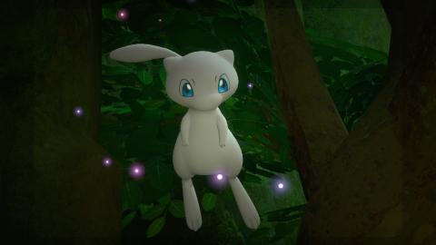 Pokemon Snap Mew