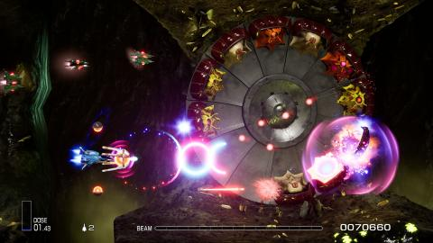 R-TYPE FINAL 2 REVIEW CABECERA
