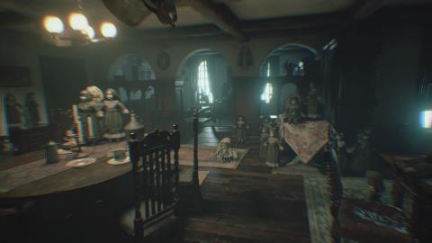 Resident Evil 8 Embargo 7 de mayo