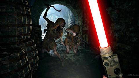Conseguir sable láser en Resident Evil 8