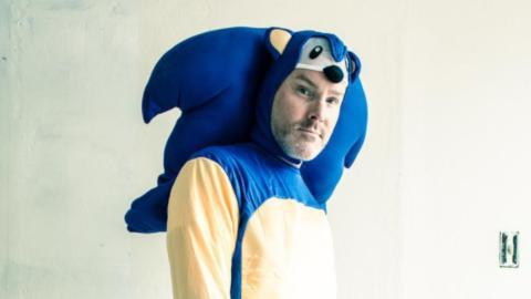 Roger Craig Smith Sonic actor