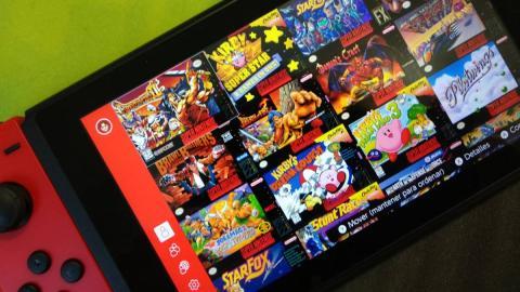Nuevos juegos Switch Online