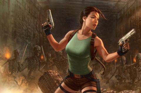 Tomb Raider Andy Park