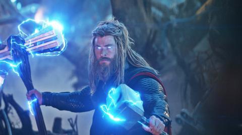Vengadores Endgame - Thor