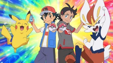 Viajes Maestros Pokémon