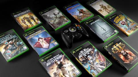 Xbox Original - Juegos
