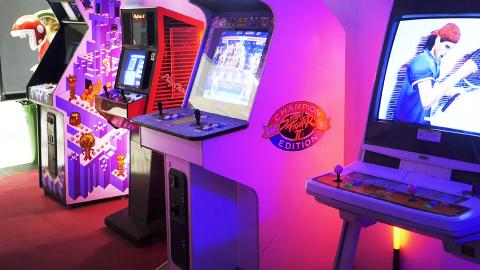 ABC Arcade en ABC Serrano