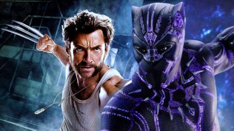 El adamantium de Lobezno y el vibranium de Black Panther