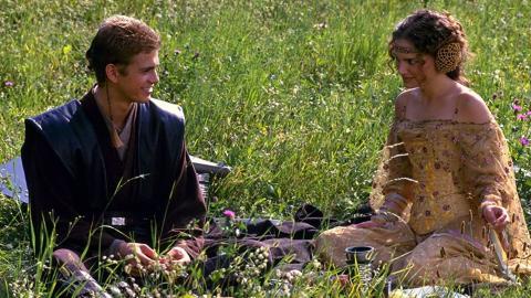 Anakin Skywalker Padmé Amidala Star Wars: Episodio II - El ataque de los clones