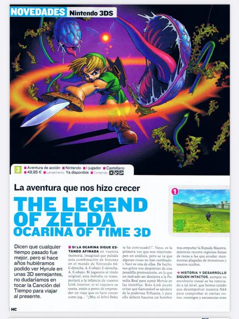 Análisis TLOZ Ocarina of Time