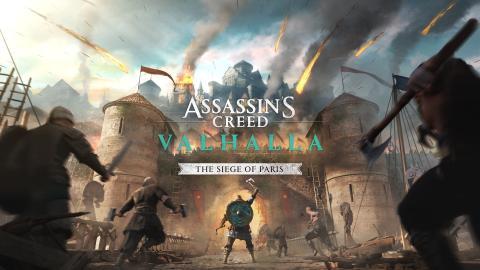 Assassin's Creed Valhalla El Asedio de París