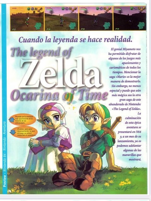Avance Ocarina of Time