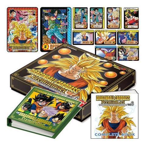 Dragon Ball Z - Las cards japonesas de los años 90 están de vuelta