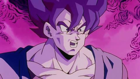 Dragon Ball Z - Así era uno de los diseños perdidos de Goku para la saga Namek... ¡con el bastón de Mutenroshi!