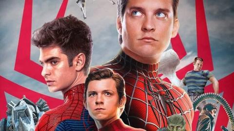 Fan art de Spider-Man No Way Home