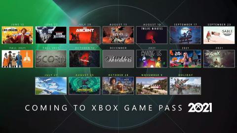 Game Pass 2021
