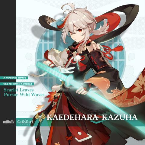 Genshin Impact personajes 1.6