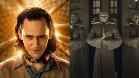 Los Guardianes del Tiempo en la serie Loki