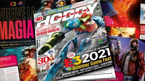 Hobby Consolas (julio de 2021)