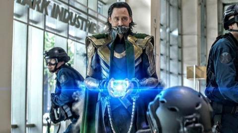 La huida de Loki en Vengadores: Endgame