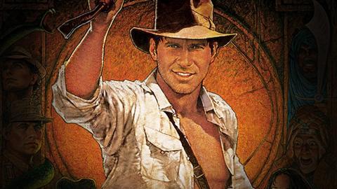 Indiana Jones: En busca del arca perdida