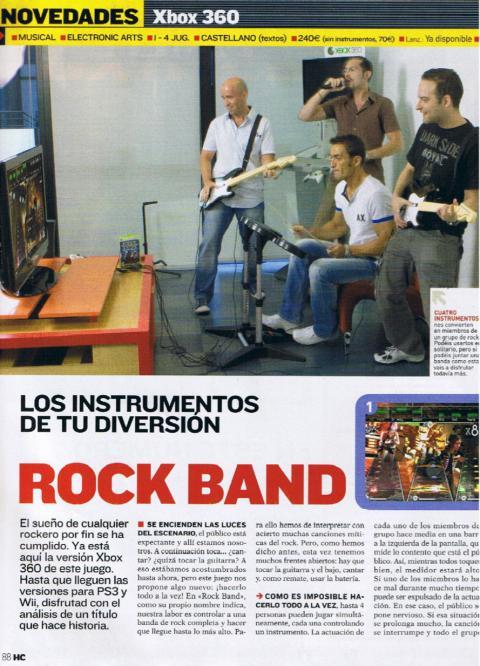 Juegos musicales 2008-2009