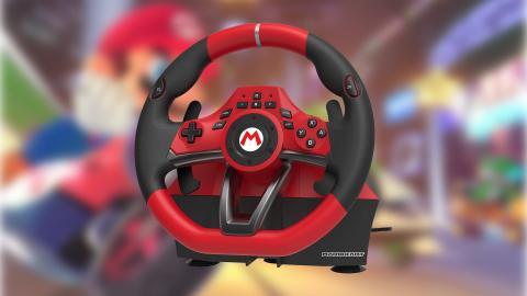 Mario Kart Pro Deluxe