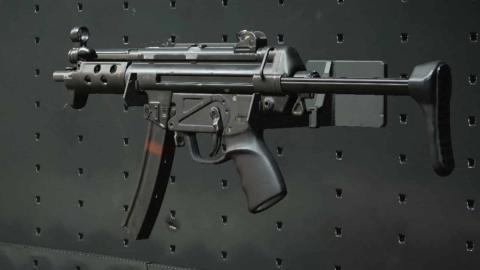 COD Warzone MP5
