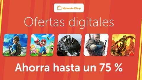 Nintendo Switch - Ofertas digitales