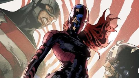 Nuevo Captain America