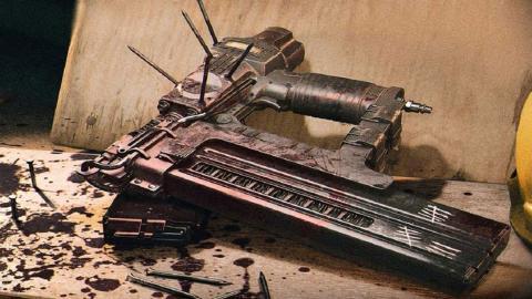Pistola de clavos Call of Duty Warzone
