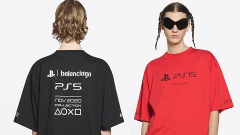 PS5 Balenciaga
