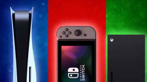 PS5 - Switch - Xbox Series X