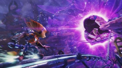 Ratchet and Clank Una dimensión Aparte