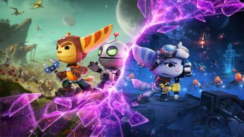 Ratchet & Clank: Una Dimensión Aparte - Sackboy