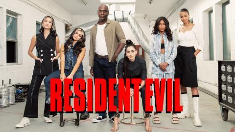 Resident Evil netflix serie