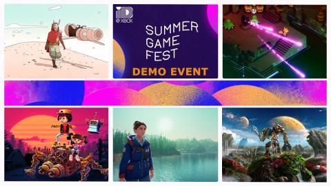 Demos de Xbox en Summer Game Fest