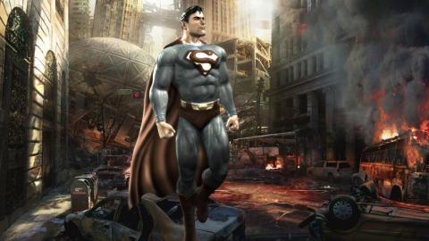 Juego de Superman