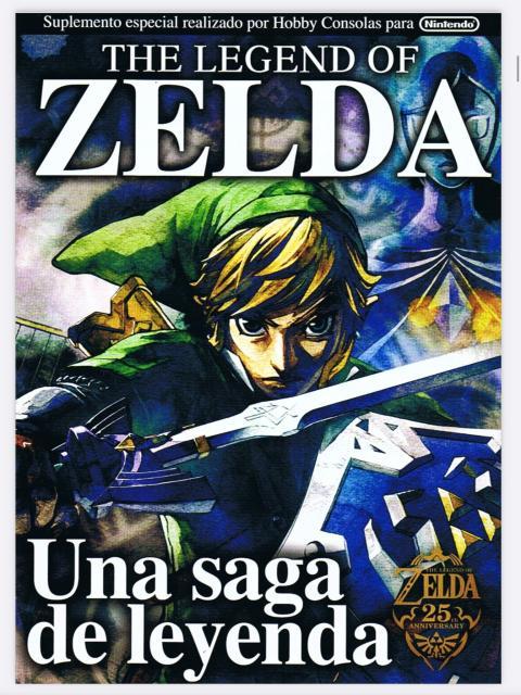 Suplemento especial Zelda