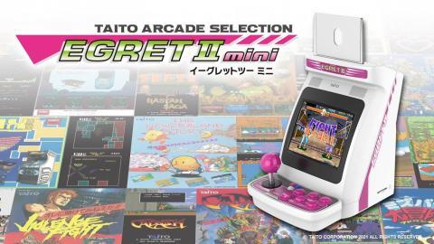 Egret Mini II mini arcade de Taito