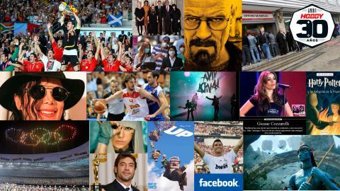 Tal y como éramos: 2008-2009