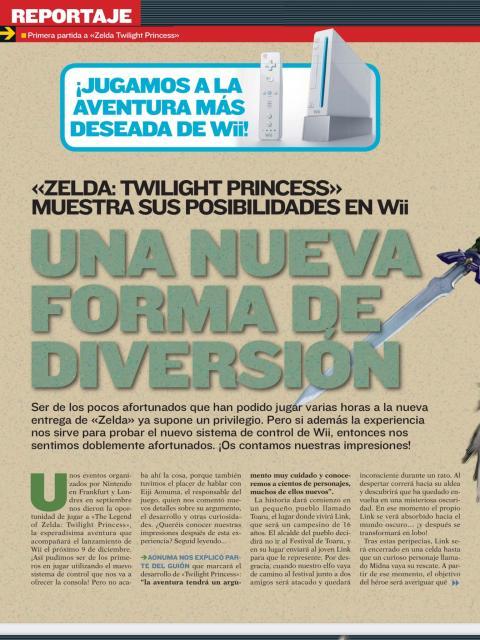 TLOZ Twilight Princess