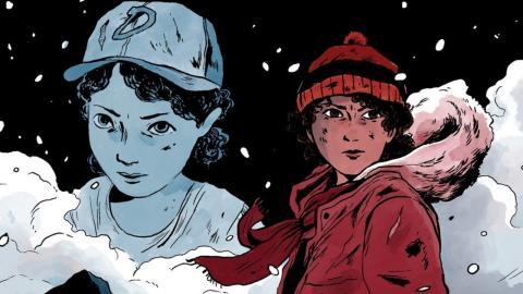 The-Walking-Dead Clementine Tillie-Walden