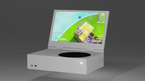 xScreen para Xbox Series S