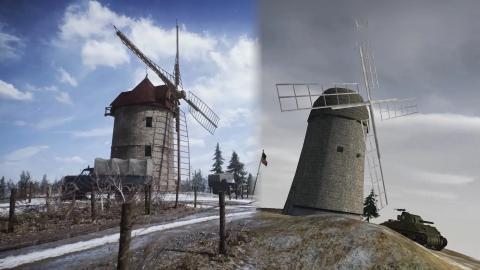 Battlefield 2042  Battlefield Portal  remake comparativa
