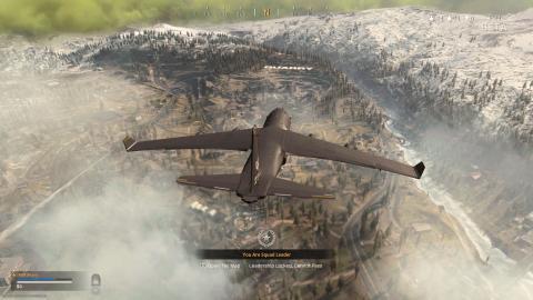 Call of Duty Warzone avion