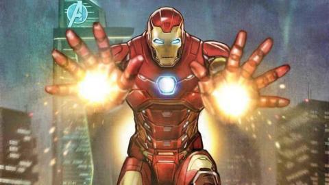 Cómic Iron Man